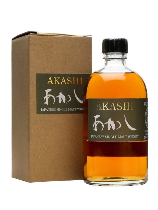 Akashi Single Malt Whisky 50cl